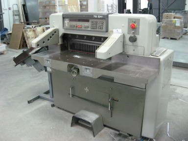 Polar 76 EM used