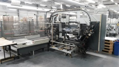 Bobst Cartonpack I used