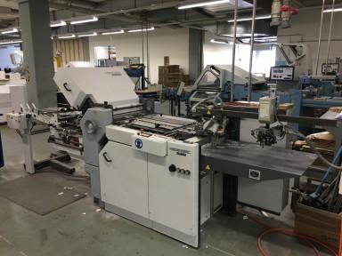 Heidelberg Stahlfolder TI52-6-KBK used