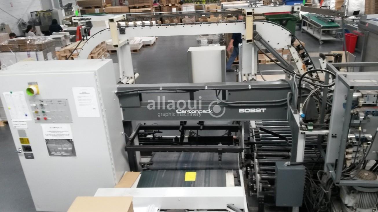 Color printing bobst -  Bobst Cartonpack I Picture 3