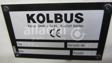 Kolbus TR 160 Picture 6