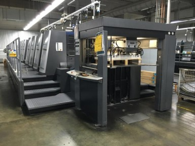 Heidelberg XL 105-8-P used