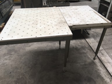 Polar Air Table / Lufttisch used