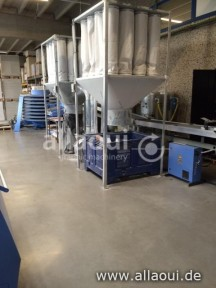 Muller Martini Waste removal system for Alegro used