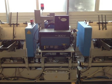 Muller Martini 315 card gluer used
