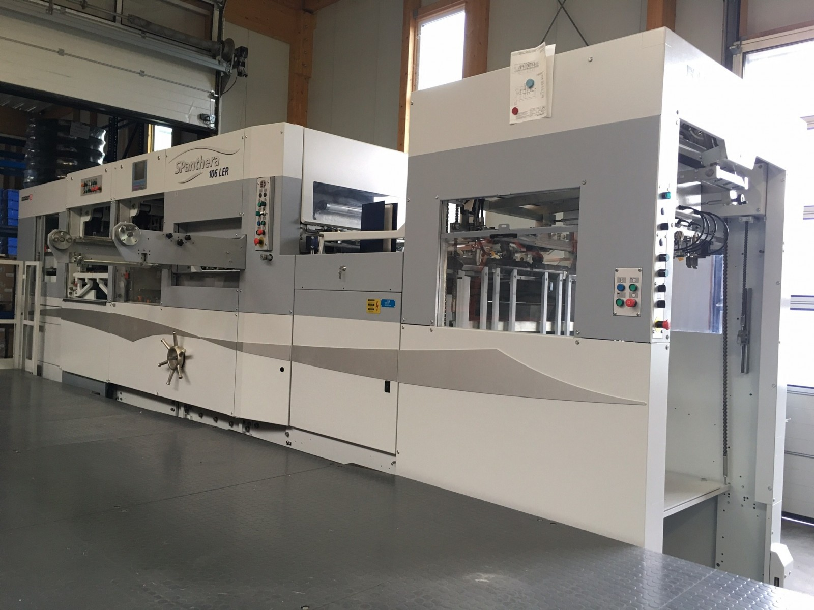 Bobst Spanthera 106 LER Picture 1