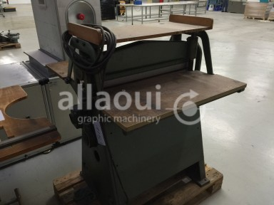 Kroll Perforating machine used