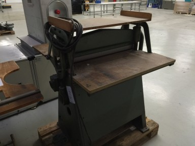 Kroll Creasing and Perforating machine used