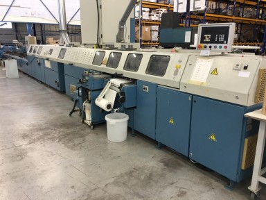 Wohlenberg Champion 8000 used