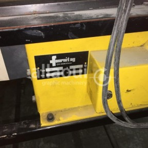 Fournit Down pressing machine / Anreibemaschine Picture 2