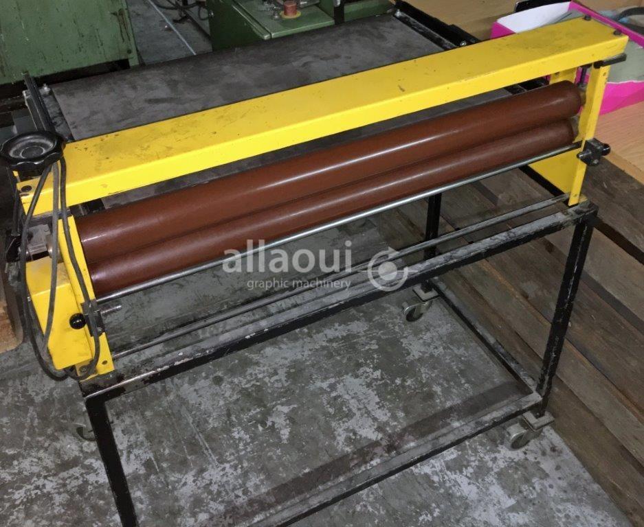 Fournit Down pressing machine / Anreibemaschine Picture 1