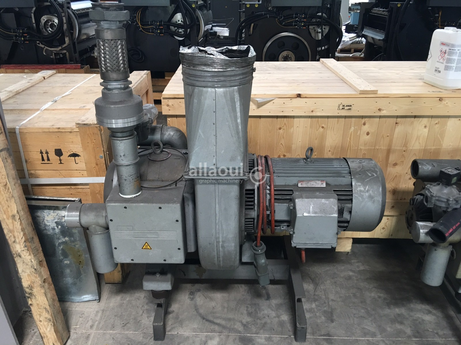 Rietschle DTB 340 Picture 1