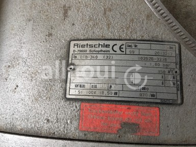 Rietschle DTB 340 Picture 2