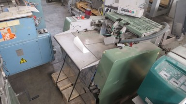 Muller Martini 370 Feeder / Anleger used