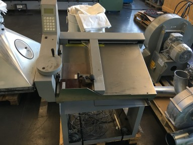 Muller Martini Measurement device 3013 used