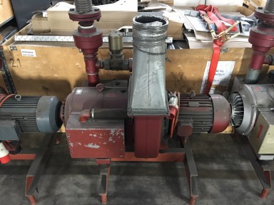 Rietschle VFT 250 used