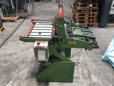 Herzog & Heymann Feeder / Anleger used