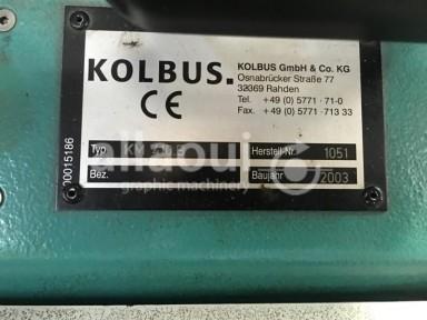 Kolbus KM 410.B Picture 9