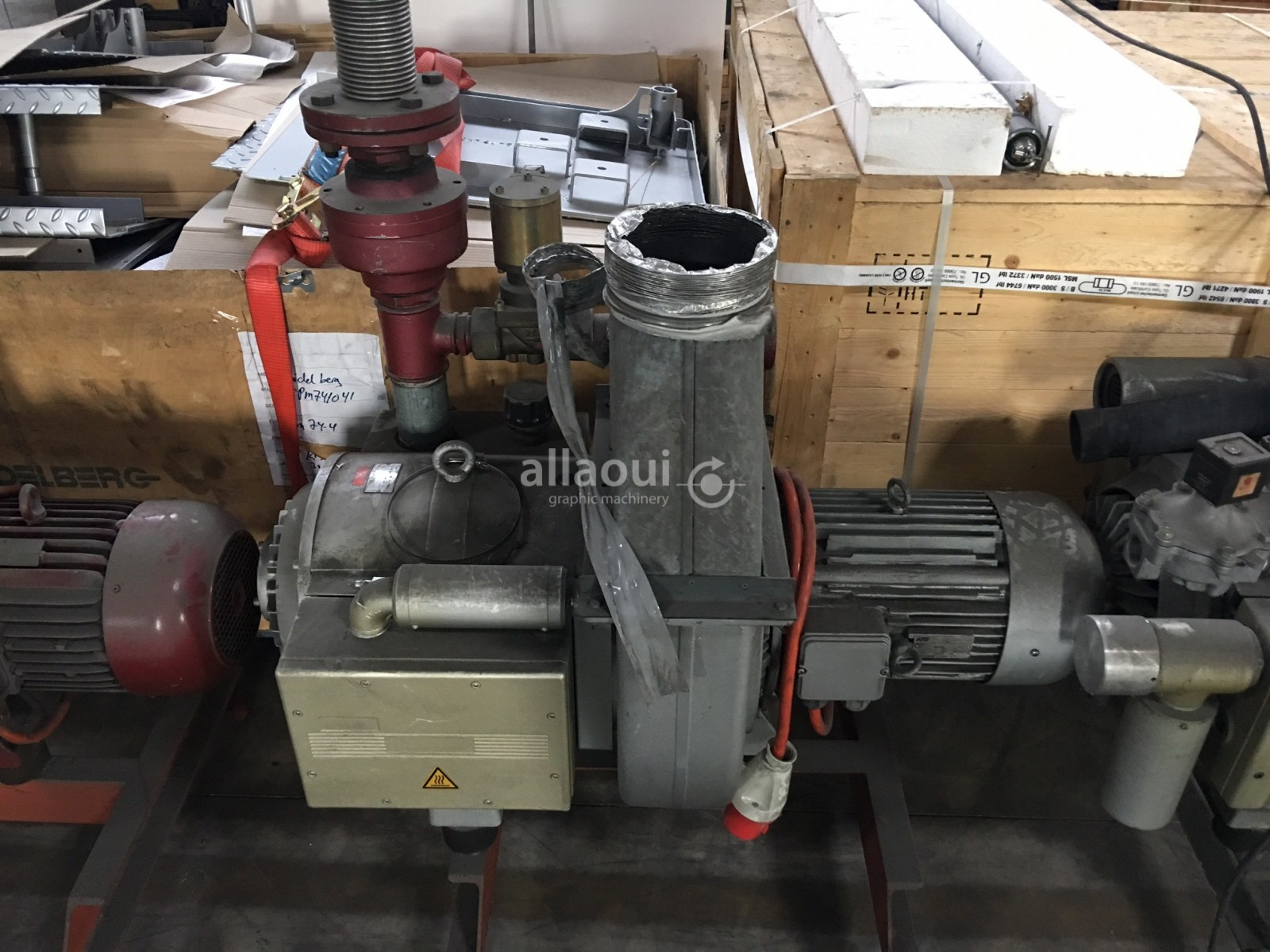Rietschle VTB 250 Picture 1