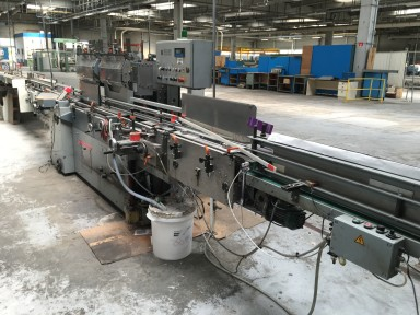 Sigloch SB 3000 Book Block Production Line used