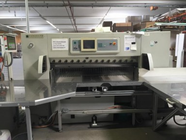 Perfecta 168 TVC cutting line used