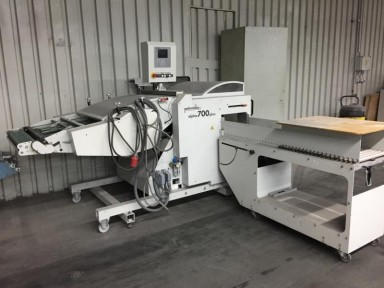 Palamides Alpha 700 Plus used