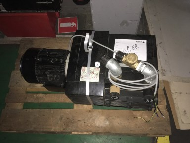 Becker DVT 3.100 used