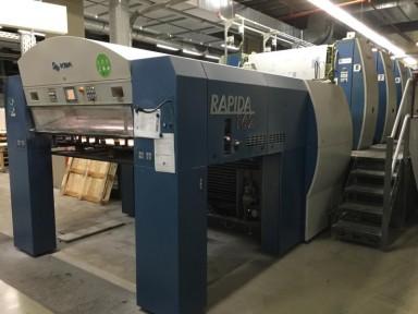 KBA Rapida 162-8 SW4 FAPC used