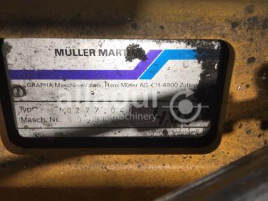 Müller Martini 0277.0401 Bundle clamp / Stapelzange Picture 3