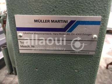 Müller Martini 306.0054 Hoist / Kran Picture 3