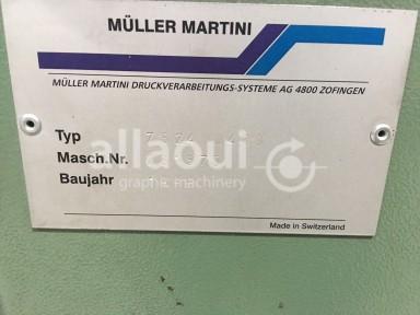 Müller Martini Pratico Picture 5