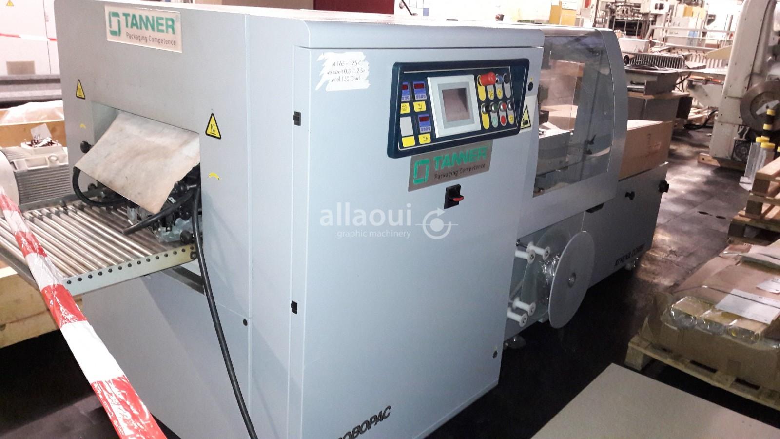 Robopac Athena 6555 Combi VH Picture 1