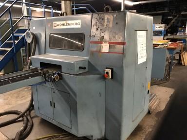 Wohlenberg 44FS100 used