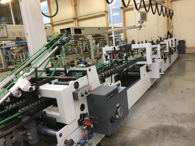 Bobst Domino 90 - A3 used