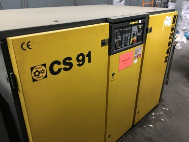 Kaeser CS 91 used