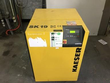 Kaeser SK 19 used
