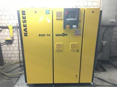 Kaeser BSD 72 used