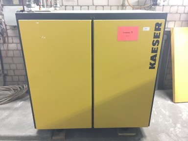 Kaeser TE 91 used