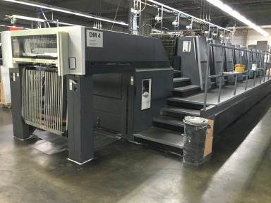Heidelberg Speedmaster XL 105-8-P used