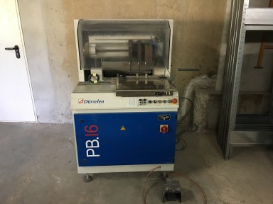 Durselen PB 16 A used
