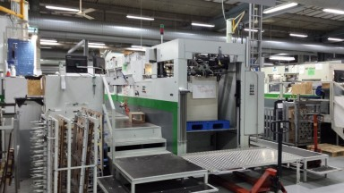 Bobst SP 104 ER used