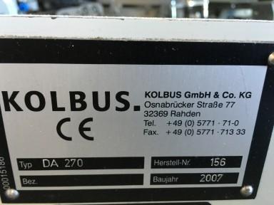 Kolbus DA 270 Picture 6