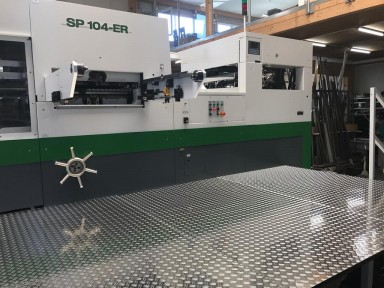 Bobst SP 104 ER Picture 14