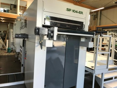 Bobst SP 104 ER Picture 2