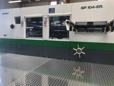 Bobst SP 104 ER Picture 13