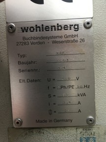 Wohlenberg KRF Picture 8