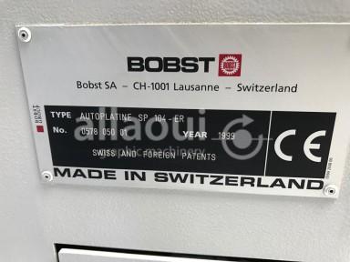 Bobst SP 104 ER Picture 6