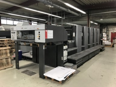 Heidelberg CD 102-5 used