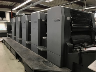 Heidelberg CD 102-5 Picture 4
