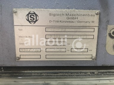 Sigloch BSD-60 Picture 4